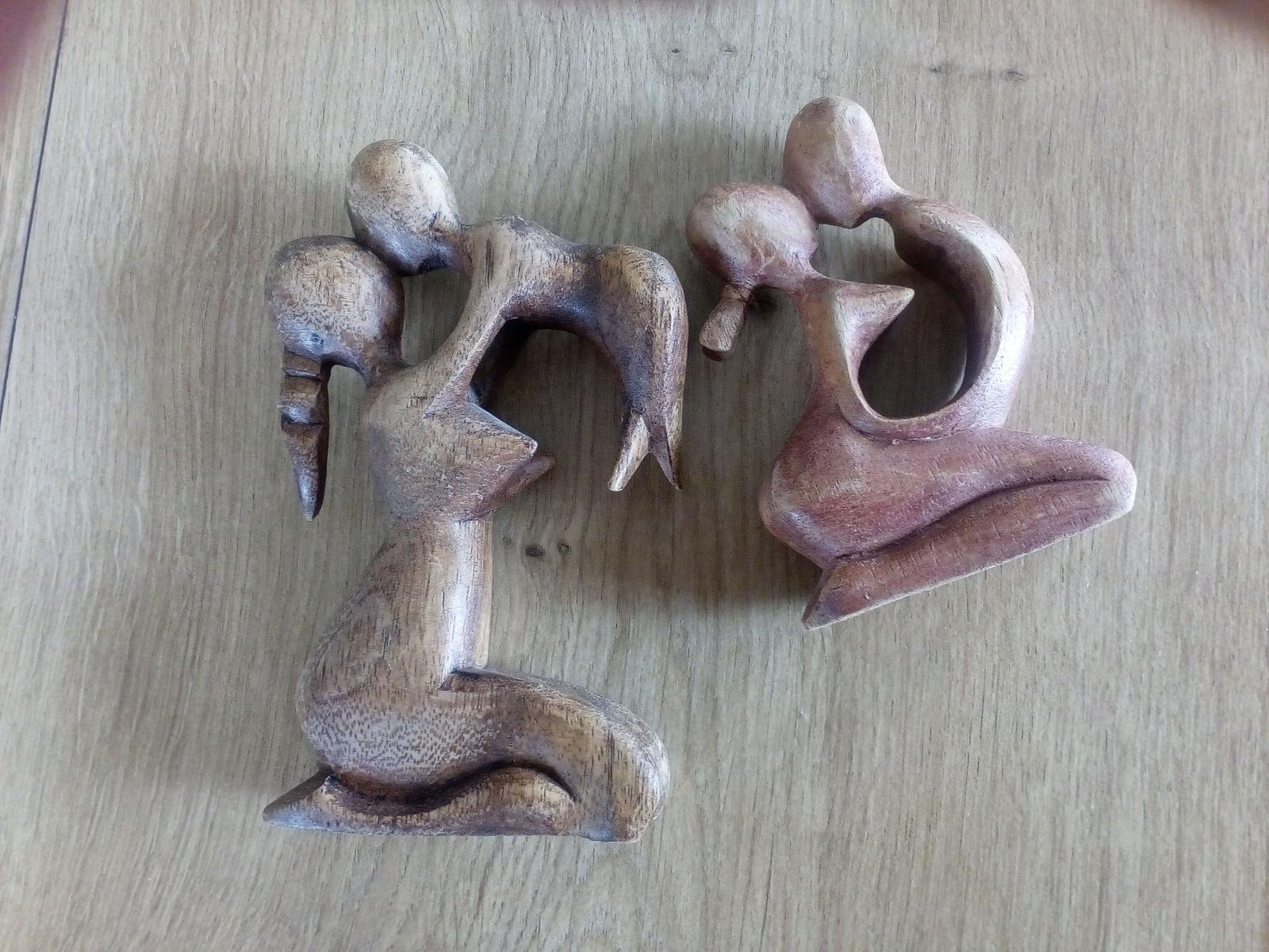 Drevené sošky - Obrázok č. 1