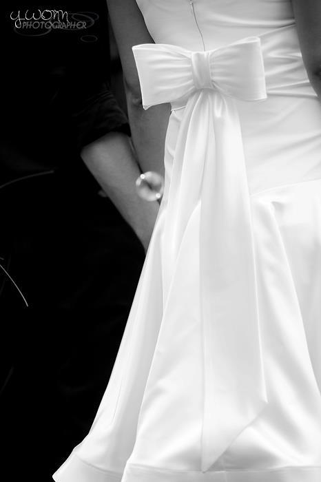 Iva{{_AND_}}Jan - krátké šaty s velkou mašlí, to byl můj sen...