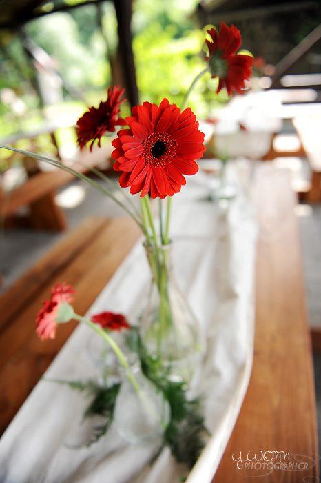 Iva{{_AND_}}Jan - prostřený stůl