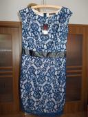 Čipkované šaty, 42