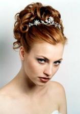 Krásná barva vlasů i účes