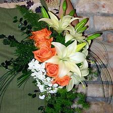 Lilie jsou také nádherné