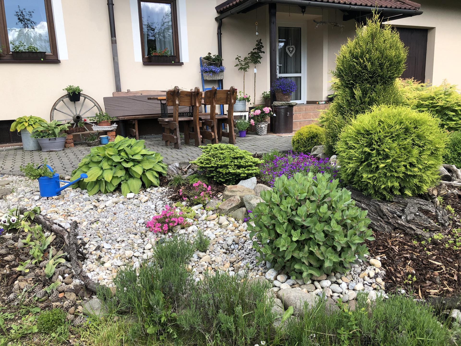U nás doma a na zahradě 2020 - Obrázek č. 69