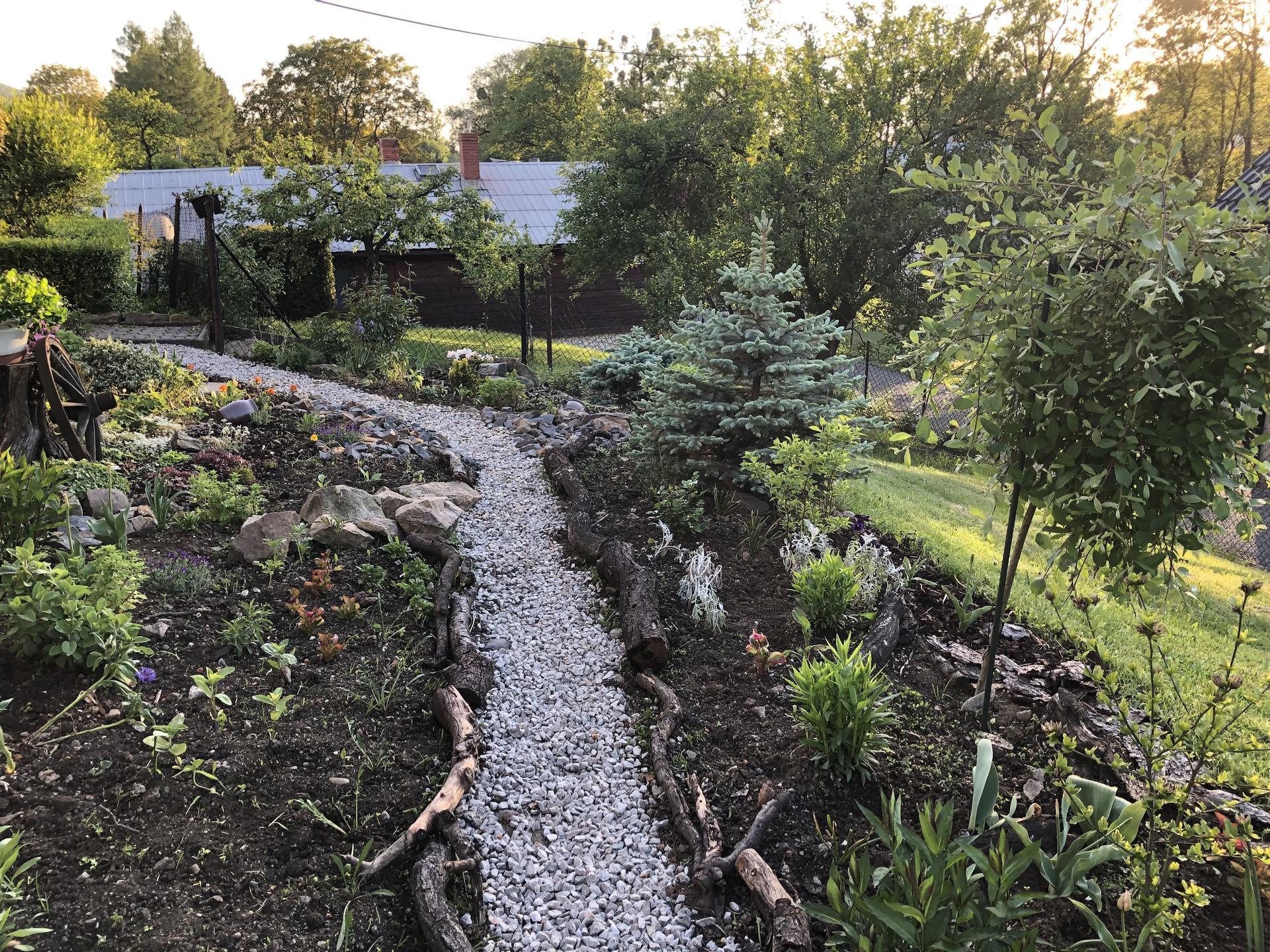 U nás doma a na zahradě 2020 - Obrázek č. 77