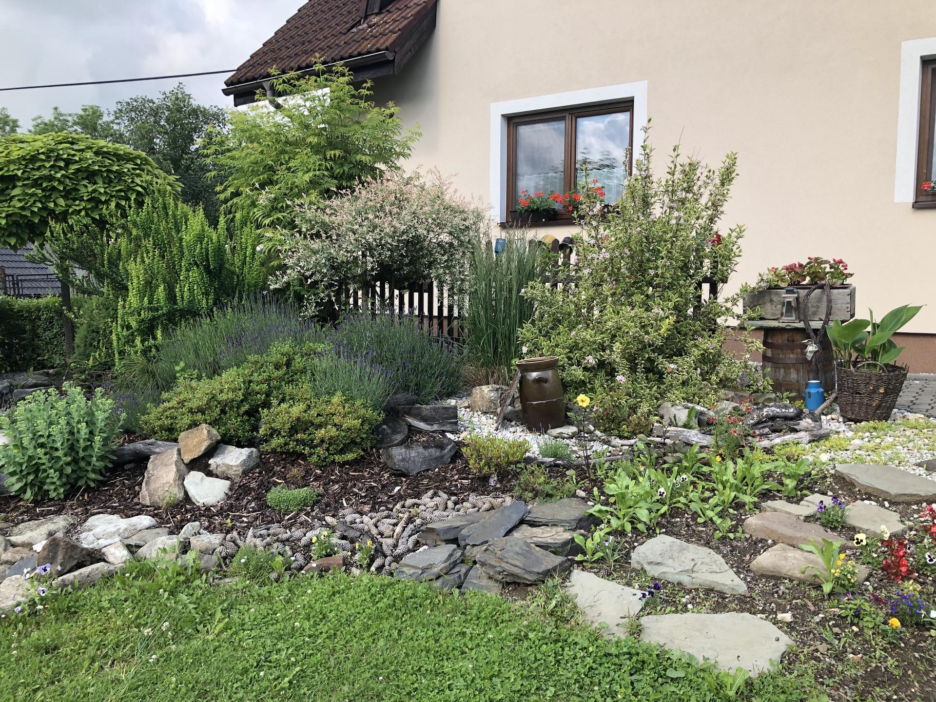 U nás doma a na zahradě 2020 - Obrázek č. 88