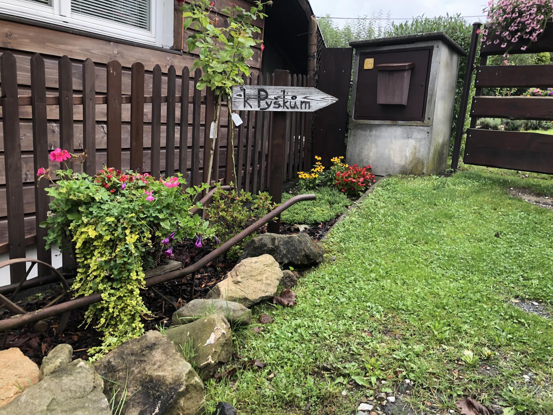 U nás doma a na zahradě 2020 - Obrázek č. 200