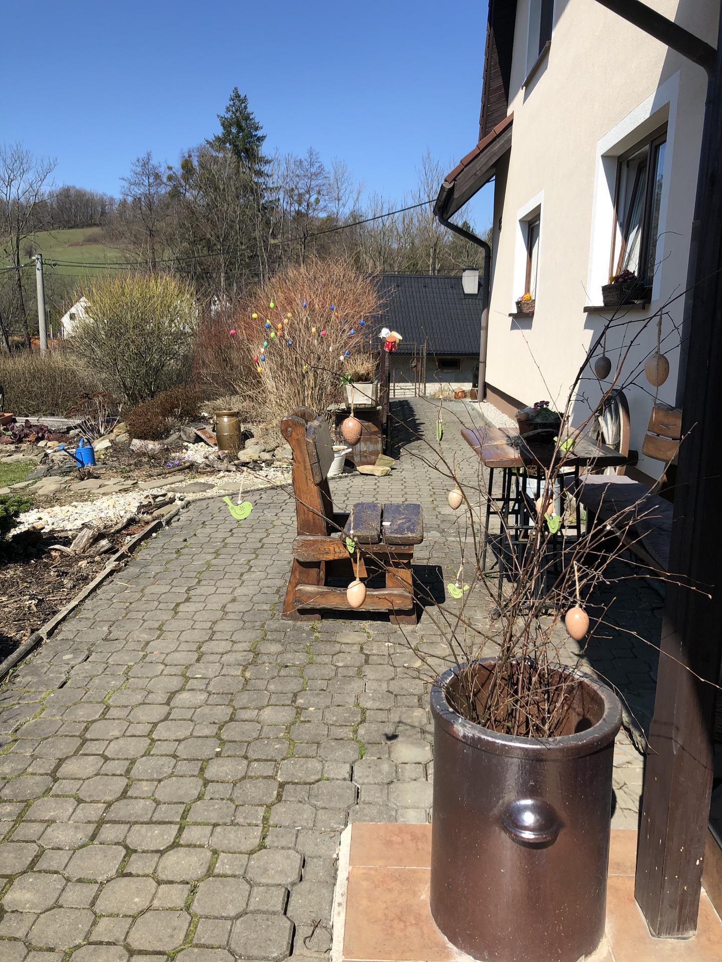 U nás doma a na zahradě 2021 - Obrázek č. 6