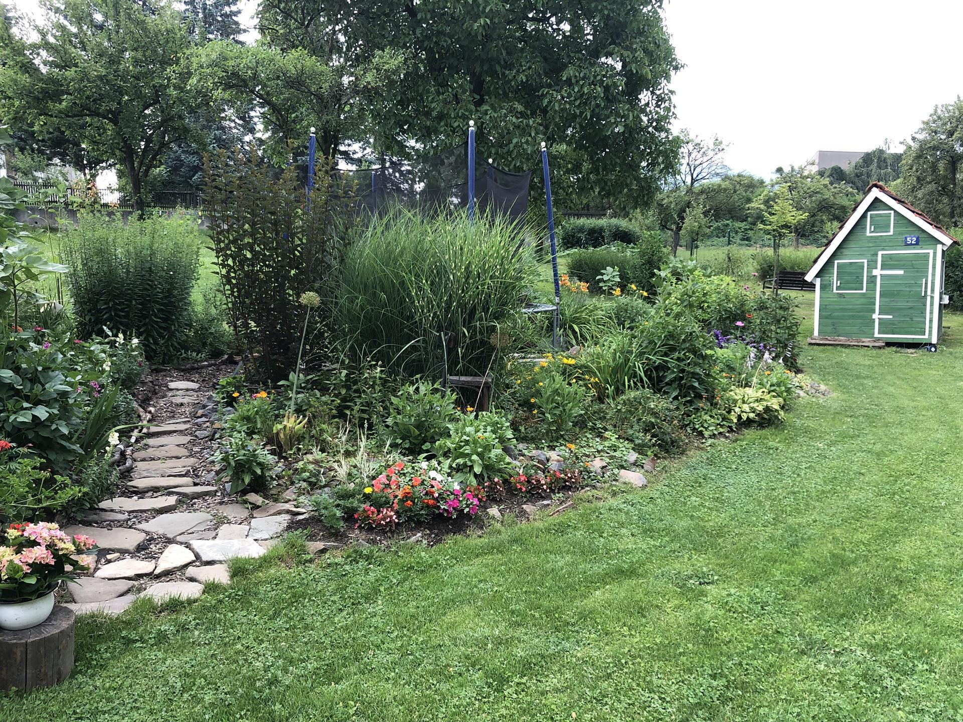 U nás doma a na zahradě 2021 - Obrázek č. 39