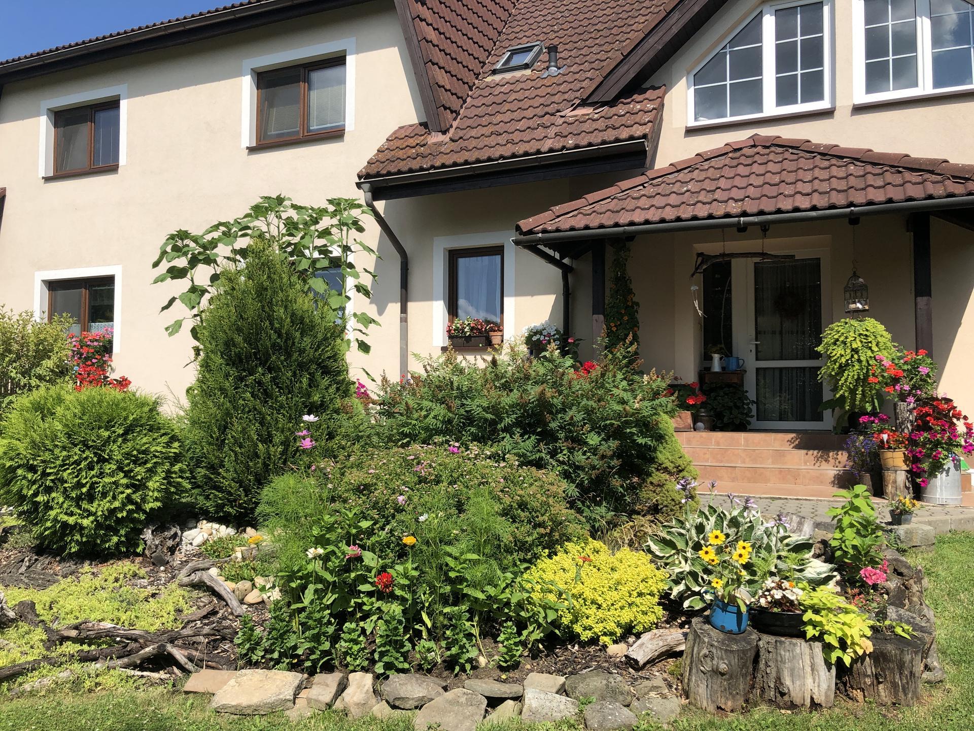 U nás doma a na zahradě 2021 - Obrázek č. 50