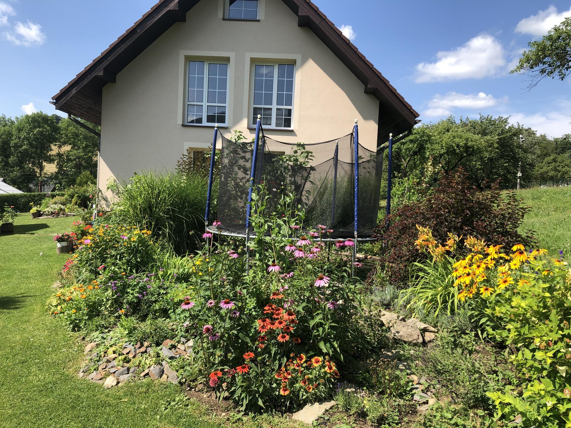 U nás doma a na zahradě 2021 - Obrázek č. 47