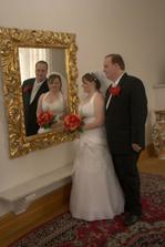 A novomanželé...