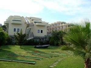Svatební cesta - Turecko, hotel GOLDEN AGE