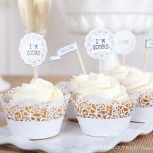 tieto cupcake flags tiez :)