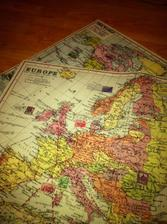 Moje staro-nove mapy