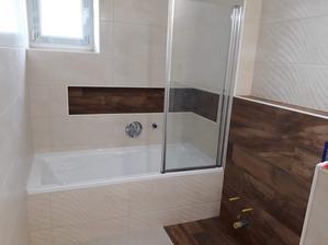 Hotová kúpelňa, bez sanity