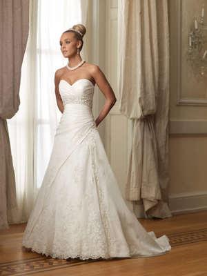 1ad40ee376e Svatební šaty z eBay
