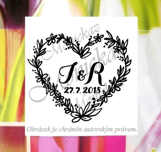 Svatební razítka nejen květinová - Obrázek č. 1