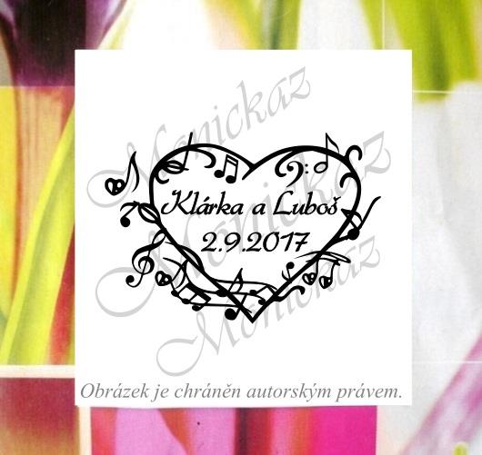 Svatební razítka - Obrázek č. 5