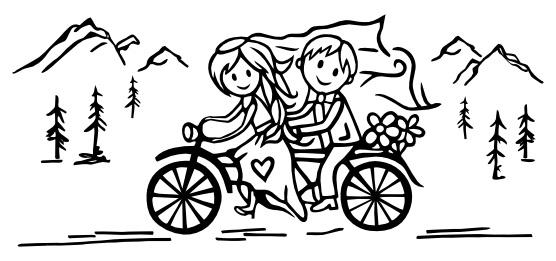 Svatební razítka :-D - Obrázek č. 2
