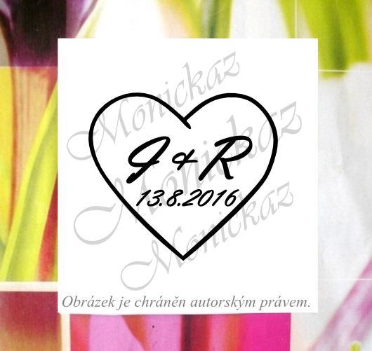 Svatební razítka :-D - Obrázek č. 9