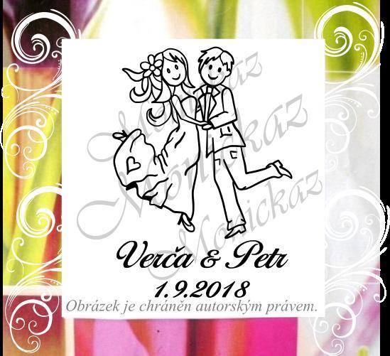 Svatební razítka :-D - Obrázek č. 29