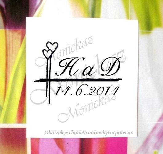 Svatební razítka :-D - Obrázek č. 3