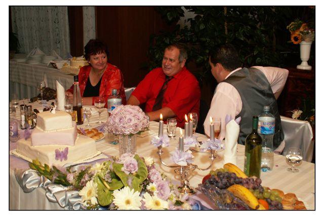 Gabika Majernikova{{_AND_}}Branko Held - a uz sa prezliekli aj rodicia na radovy