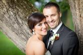 nevesta Inka s manželom ,  photo by : Ľuboš Ďurica Photography make-up: Tia :)