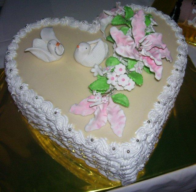 Alenka a Majko - Nasa zasnubna torticka...