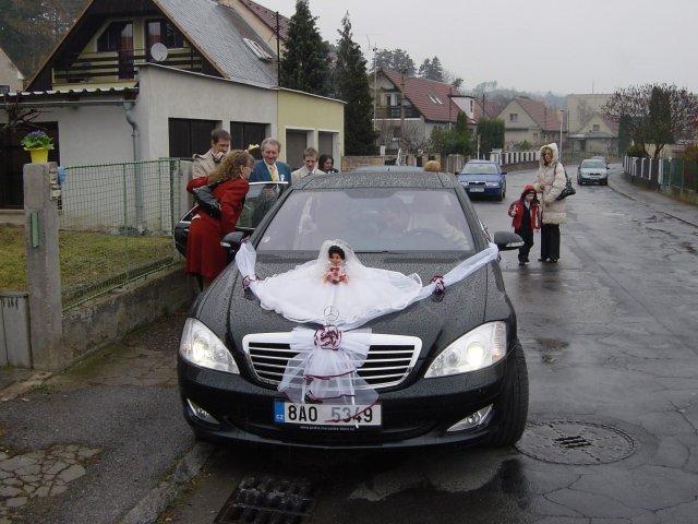 Lucie Pudilová{{_AND_}}Martin Kovařík - moje auto