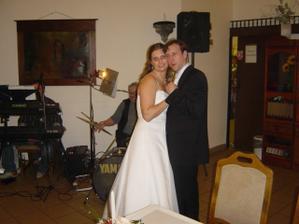 poslední tanec před svatební nocí