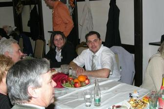 naši kamarádi Helenka (ta mě malovala) a její manžel Daník (manželům kolega z práce i od dobrovolnejch hasičů)