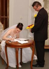 Podpis - už jako paní Kochová