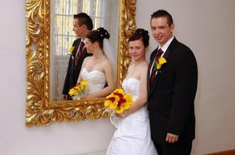 Foto u zrcadla :-)