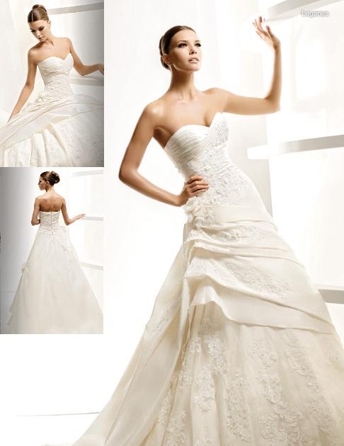 Soňulka & Míša 2010 - La Sposa model Leganes