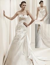 La Sposa předkolekce 2011 model Dalamo