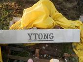 Překlad Ytong 250x249x1500,