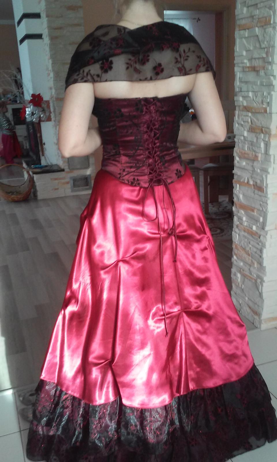 Korzetové šaty - Obrázok č. 2