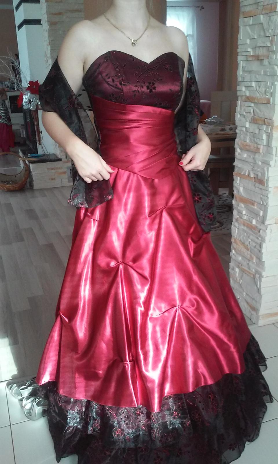 Korzetové šaty - Obrázok č. 3