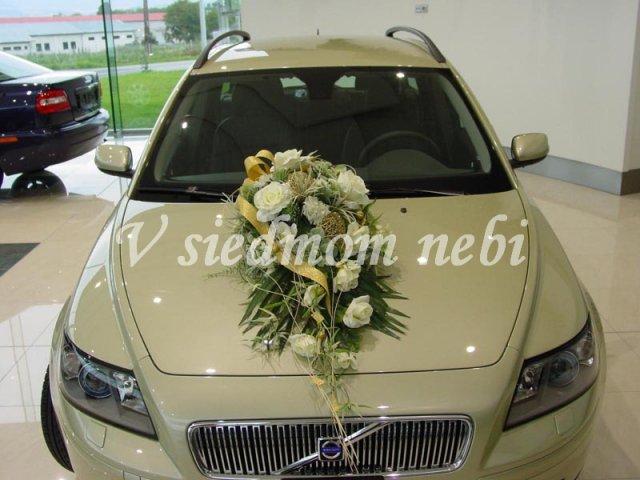 Reálny dátum 02.08.2008 - Bojnice - svadobné auto?