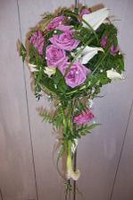 Svatební kytici uvidím až v den svatby, ale pár tipů smím miláčkovi dát ;-)