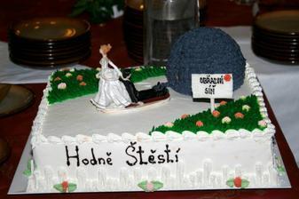Veselý dortík