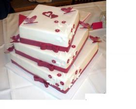 vybraný dortík