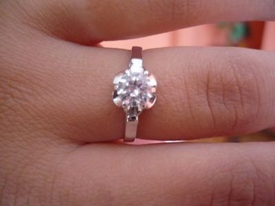 Príprava na náš veľký deň D Ľudka a PaĽko - moj zasnubny prsten
