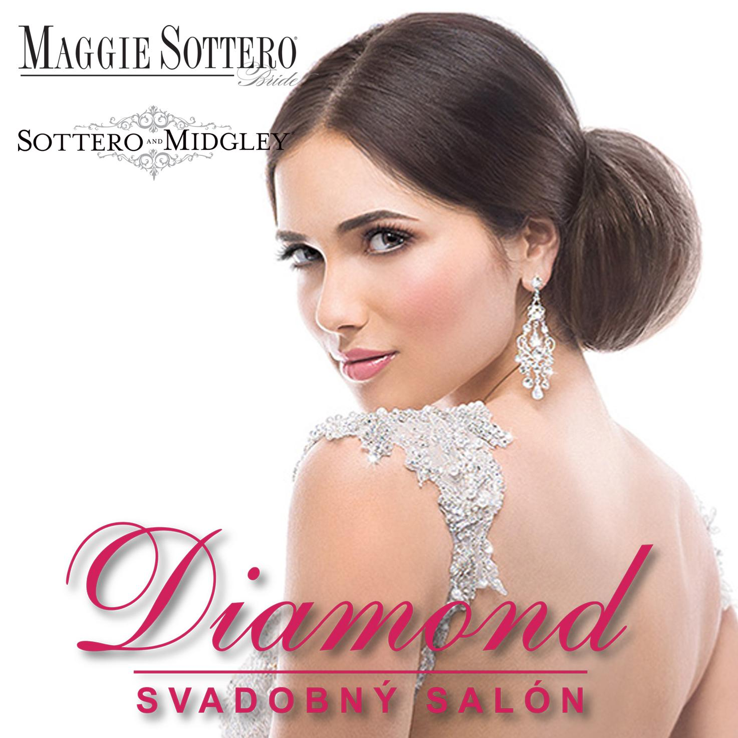 diamondzilina - Exkluzívne svadobné šaty MAGGIE SOTTERO a SOTTERO&MIDGLEY Vám prináša svadobný salón DIAMOND už aj do Žiliny.