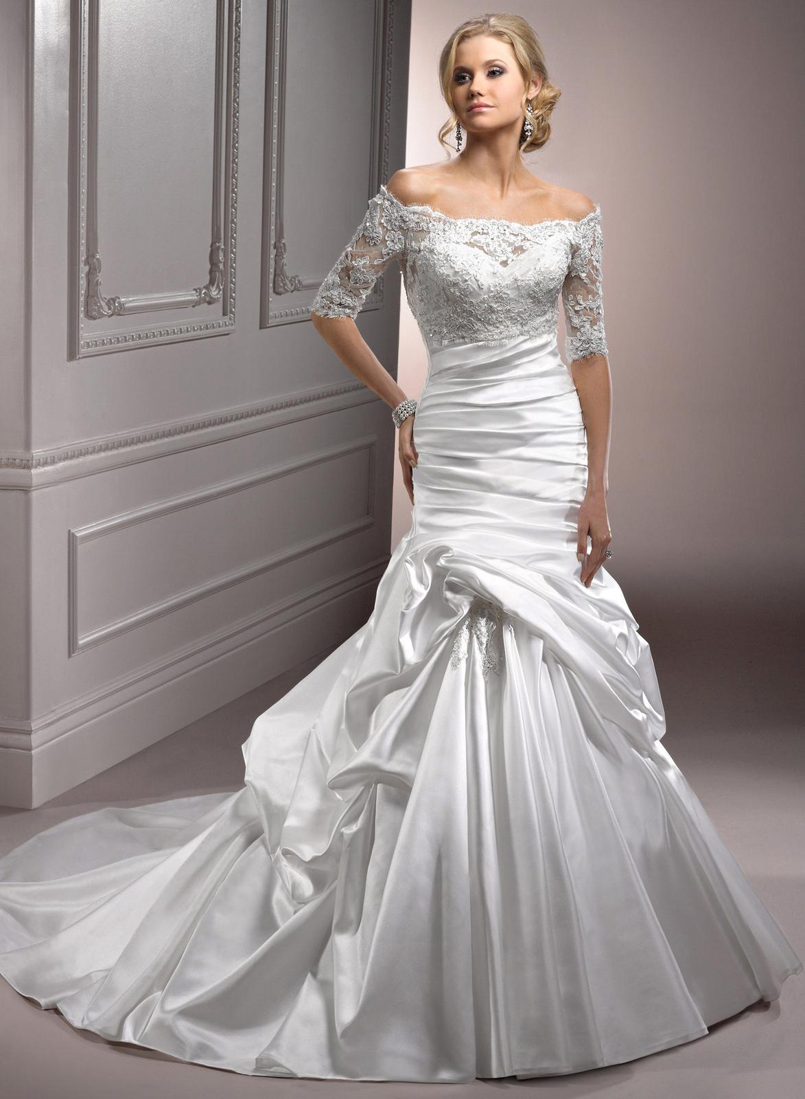 Výpredaj svadobných šiat! - SYMPHONY