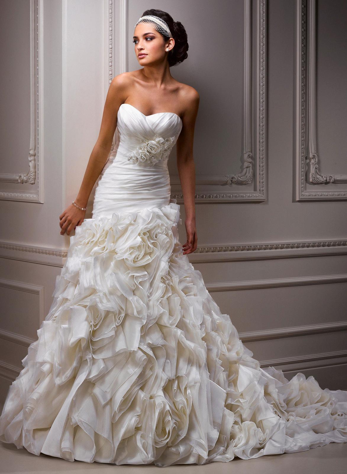 Výpredaj svadobných šiat! - ALANDRA