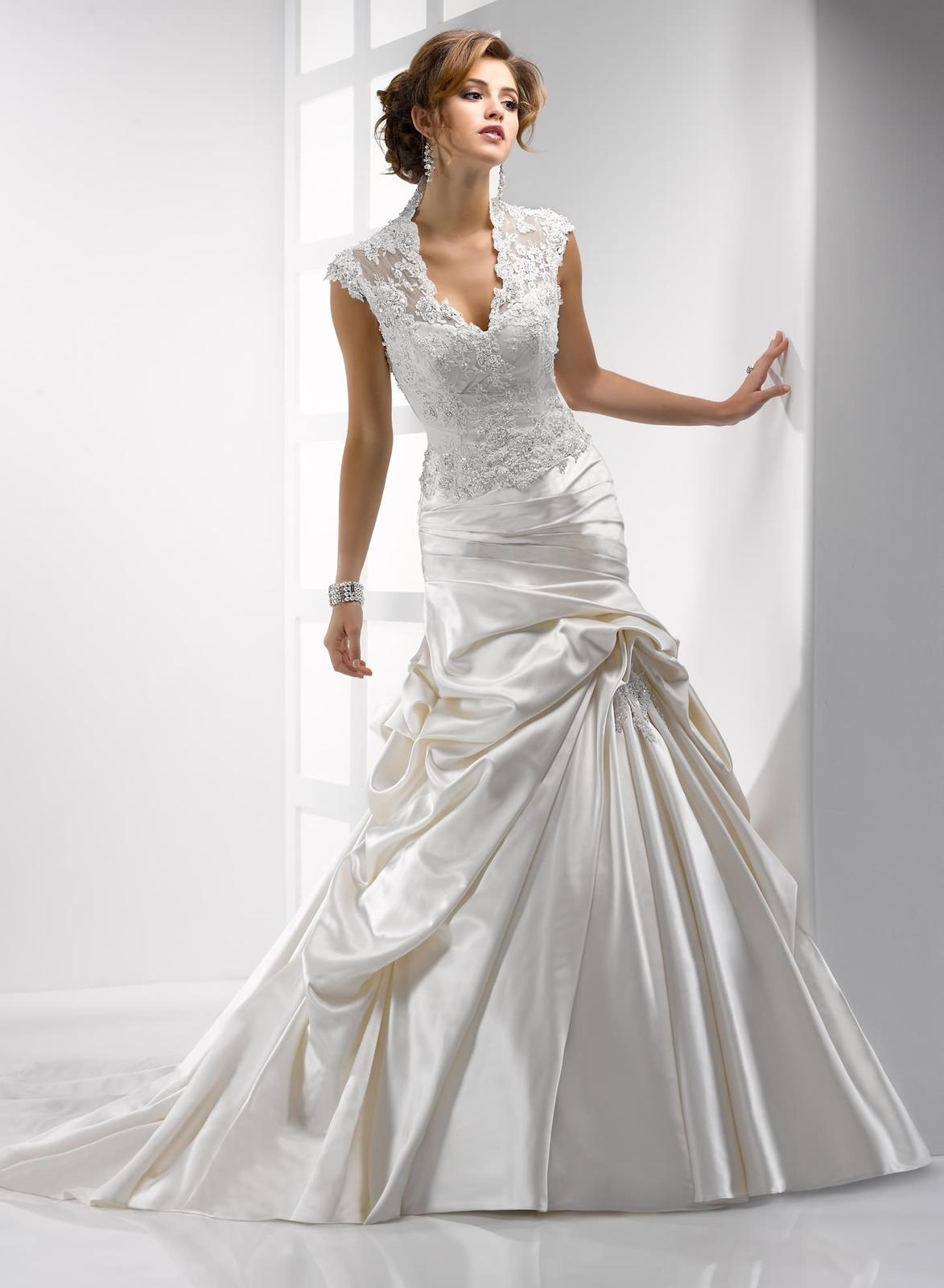 Výpredaj svadobných šiat! - CHANTILLY