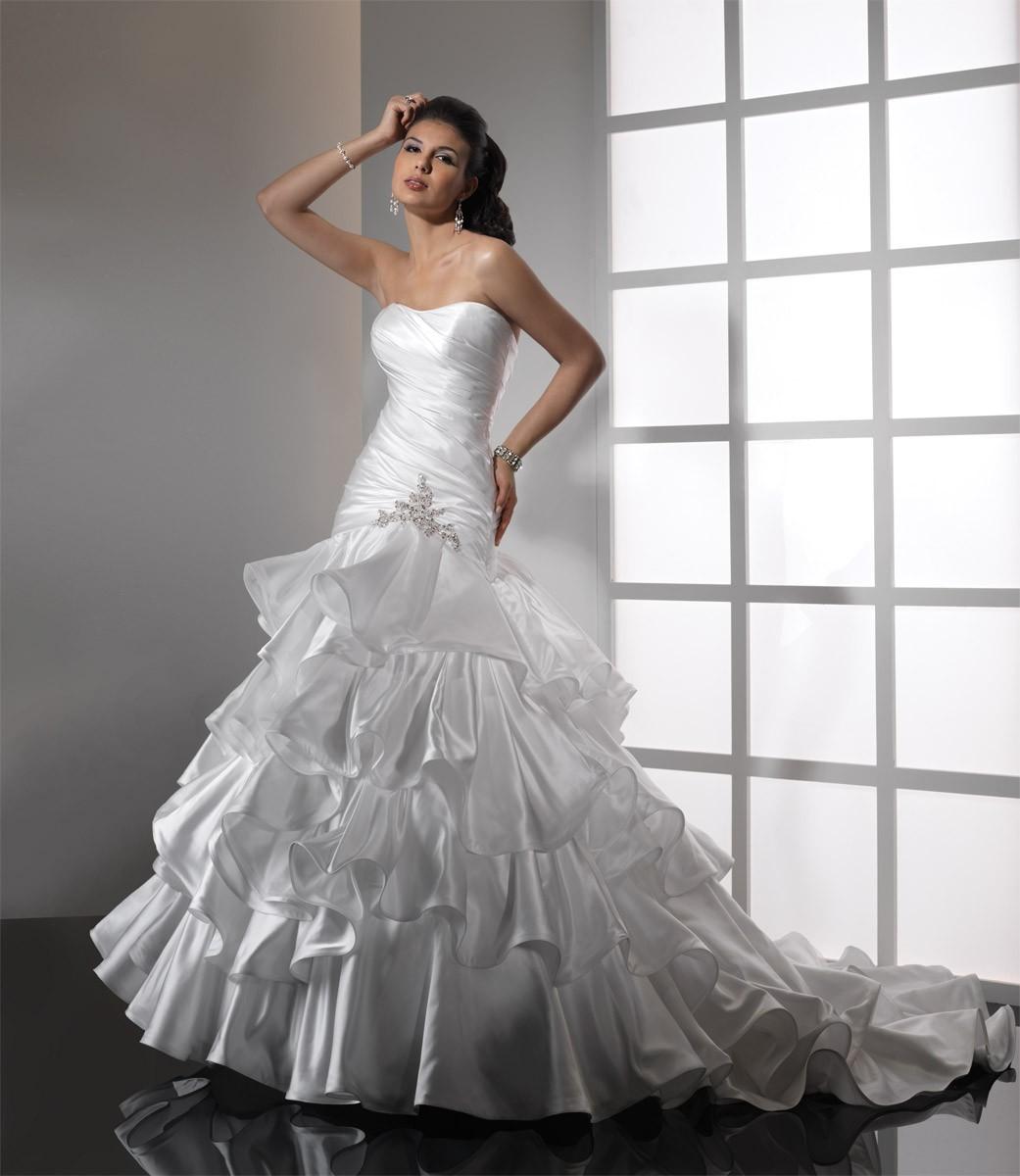 Výpredaj svadobných šiat! - LUCIANNA