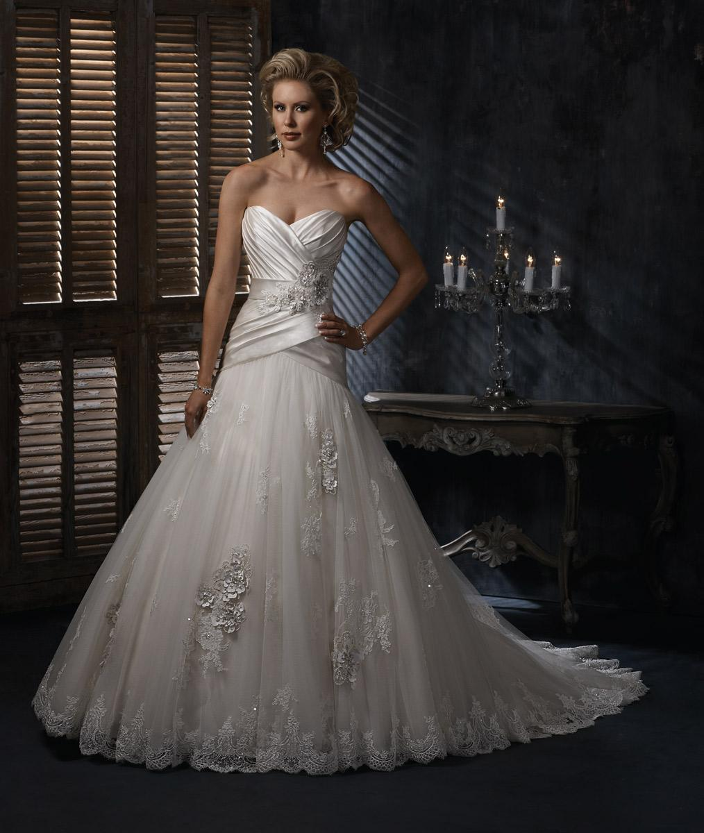 Výpredaj svadobných šiat! - ISADORA